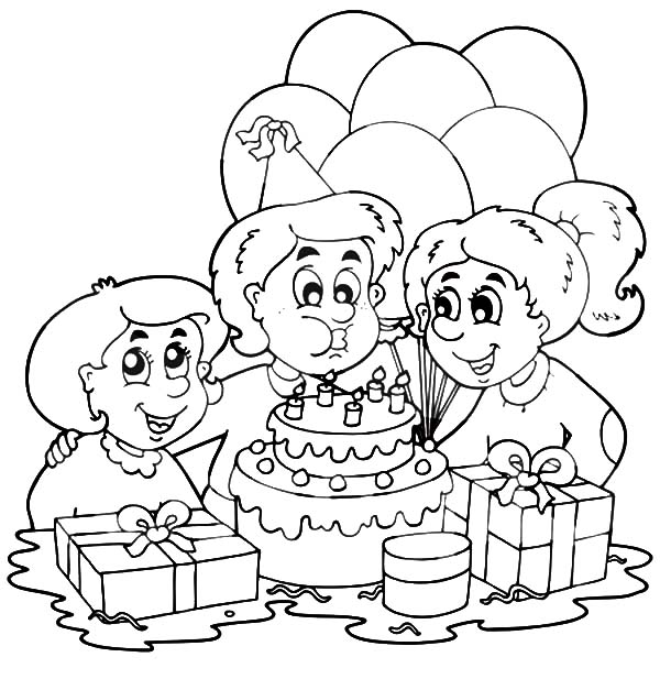boy birthday coloring pages free online birthday boy colouring page kids activity coloring birthday pages boy