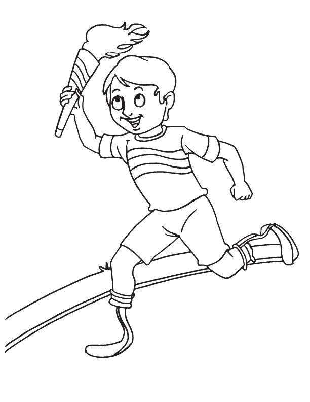 boy running coloring page angry running boy coloring sheet coloring page boy running