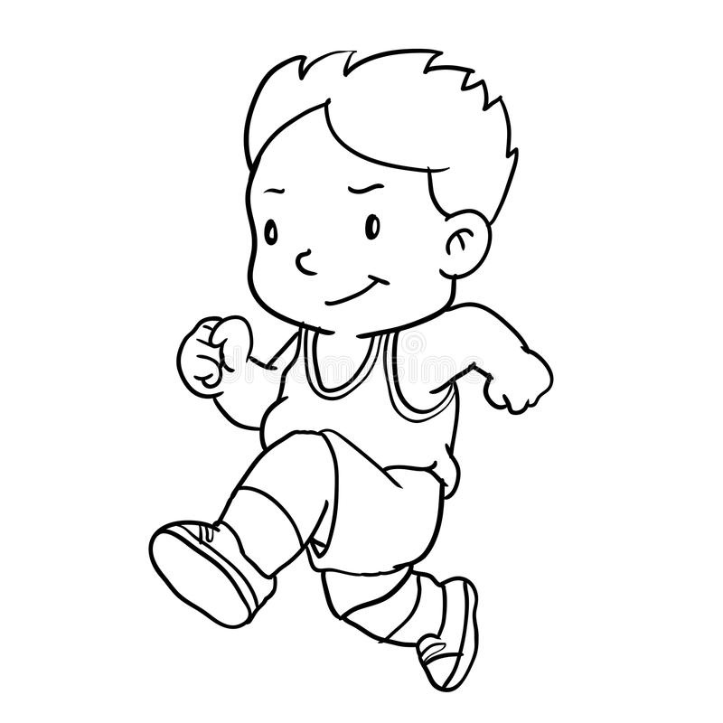 boy running coloring page awesome running and winner boy coloring page boy boy running coloring page