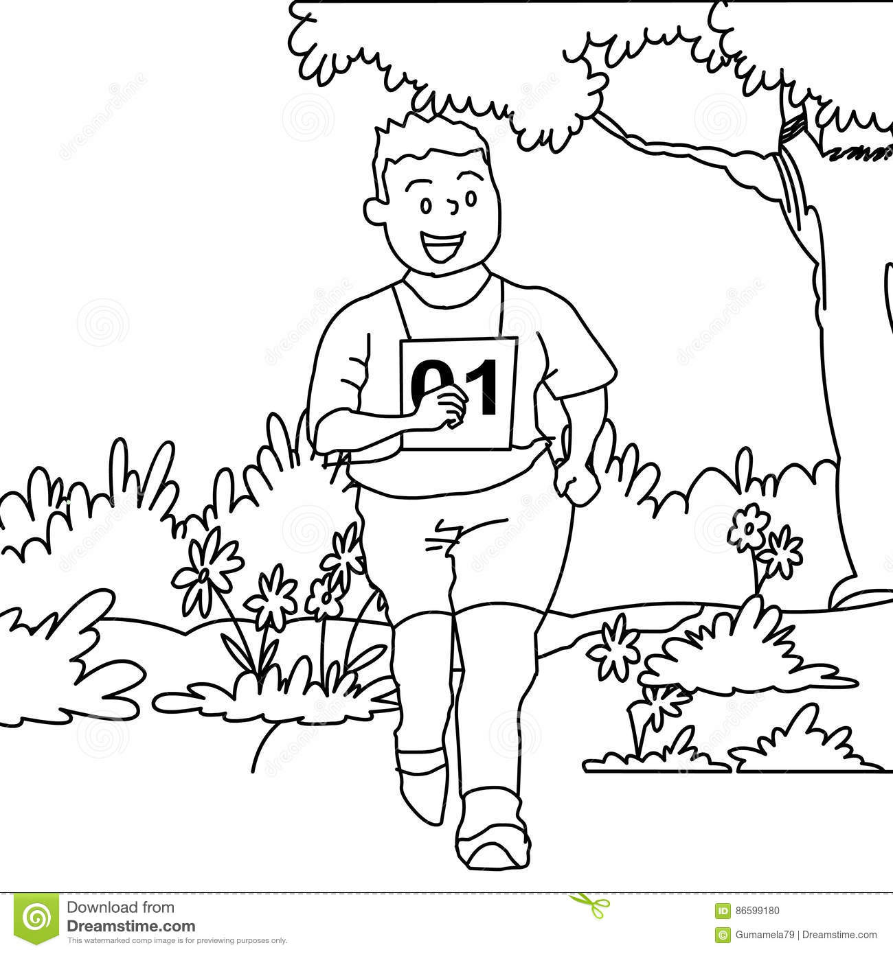 boy running coloring page boy running with his dog e3cb coloring pages printable coloring boy page running