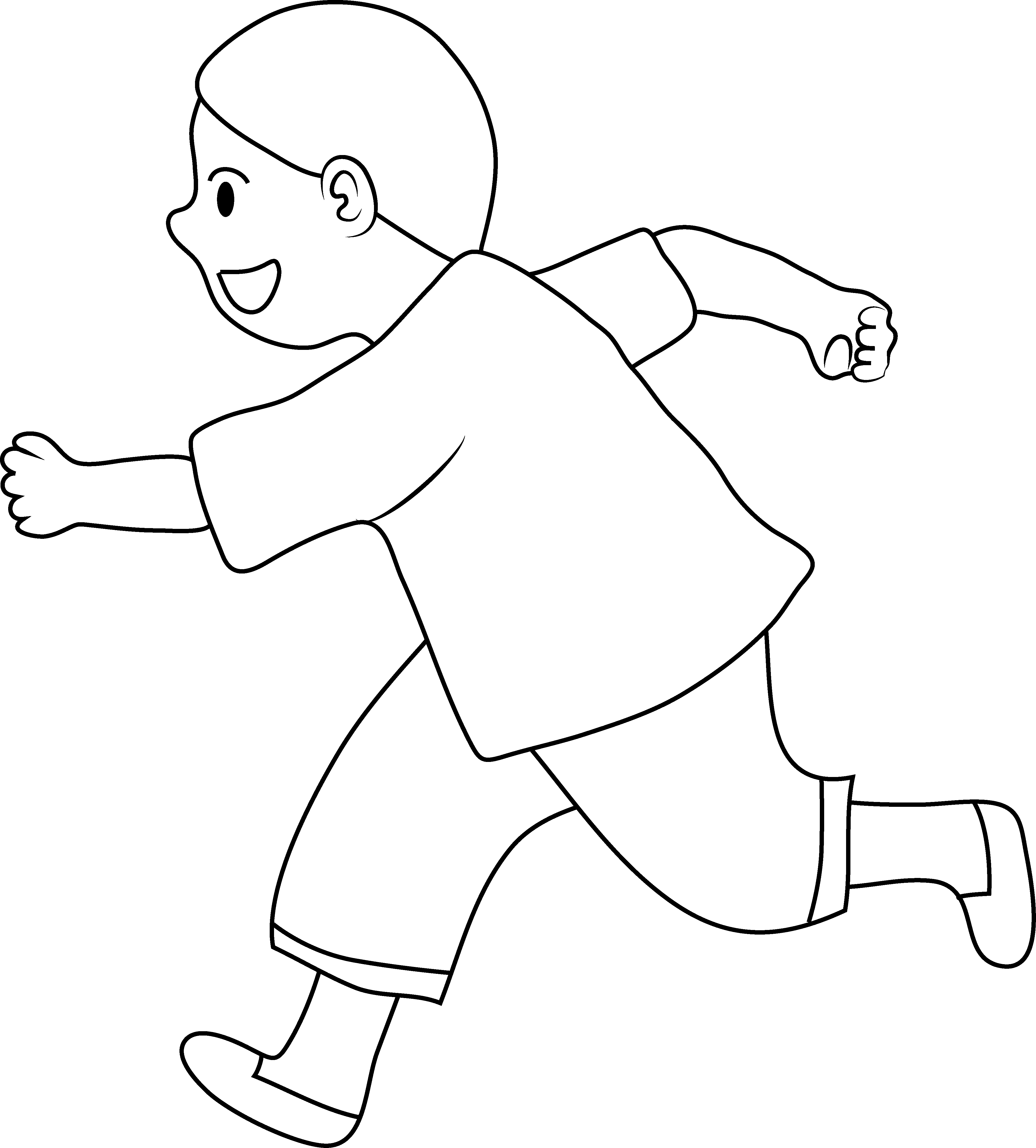 boy running coloring page cool running girl activity coloring page activities for coloring running boy page
