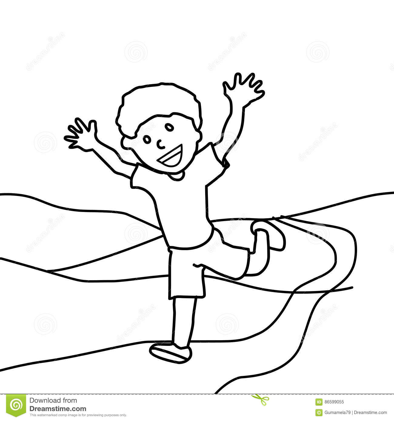 boy running coloring page running coloring page twisty noodle running coloring page boy