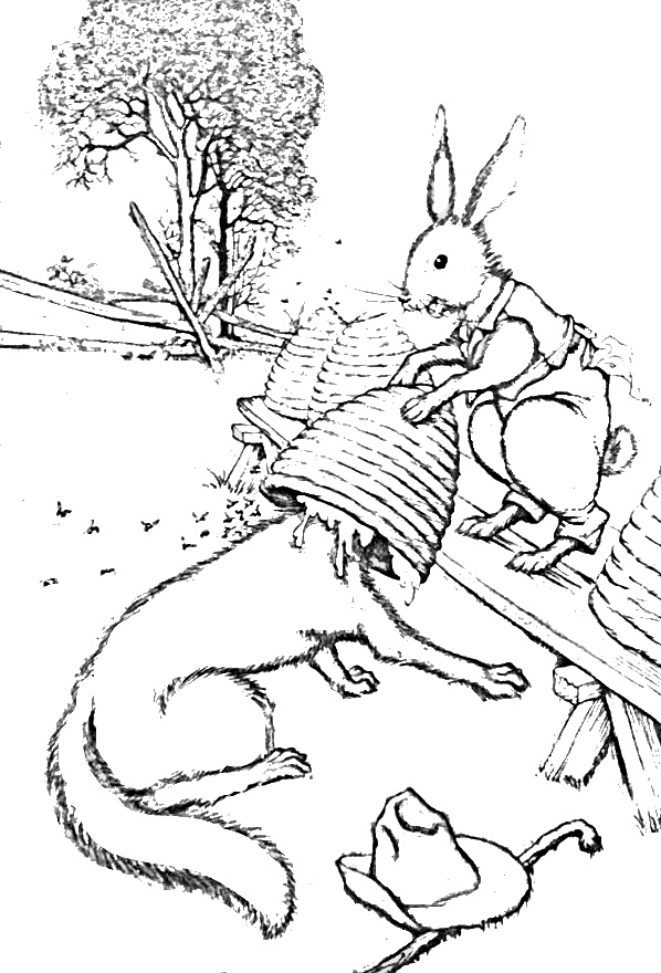 brer rabbit coloring pages brer rabbit coloring pages at getcoloringscom free pages brer rabbit coloring