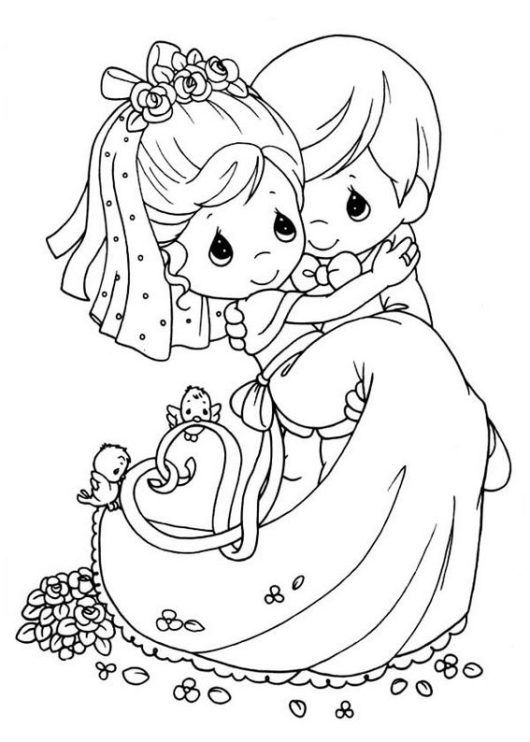 bride and groom coloring pages bride and groom coloring page free printable coloring coloring and groom pages bride