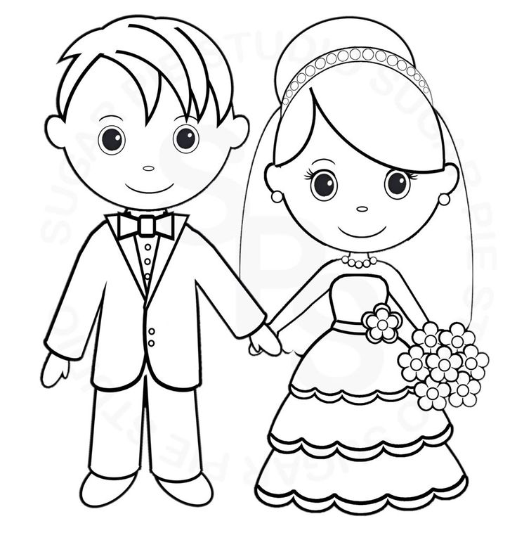 bride and groom pictures to colour in bride and groom skull coloring pages coloring pages and colour bride pictures in groom to