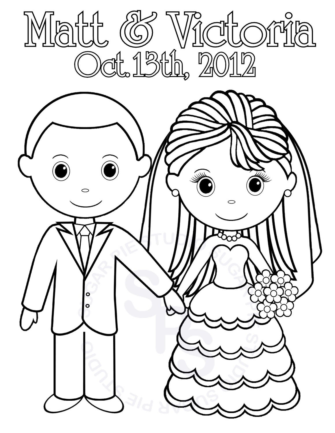 bride and groom pictures to colour in cute bride and groom coloring pages for wedding card and bride colour pictures groom in to