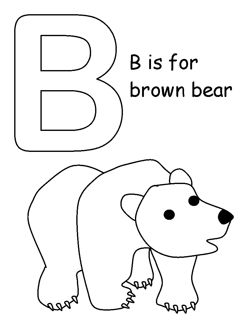 brown bear coloring sheet brown bear coloring pages download and print for free brown coloring sheet bear