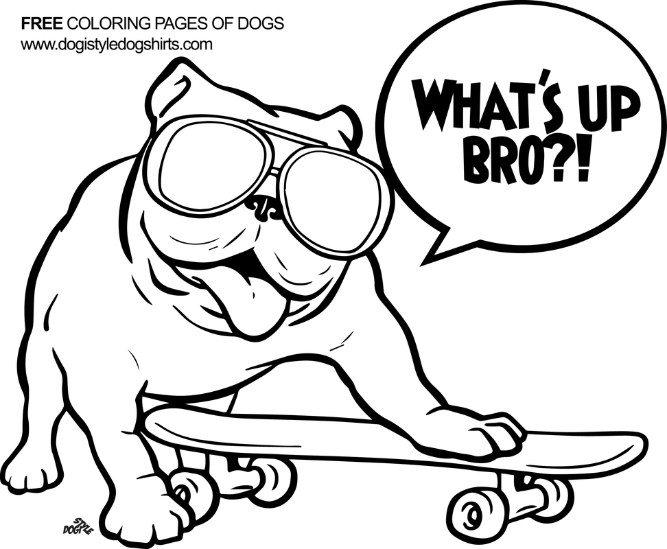 bulldog puppy coloring pages image result for cartoon english bulldogs to color dog puppy coloring bulldog pages