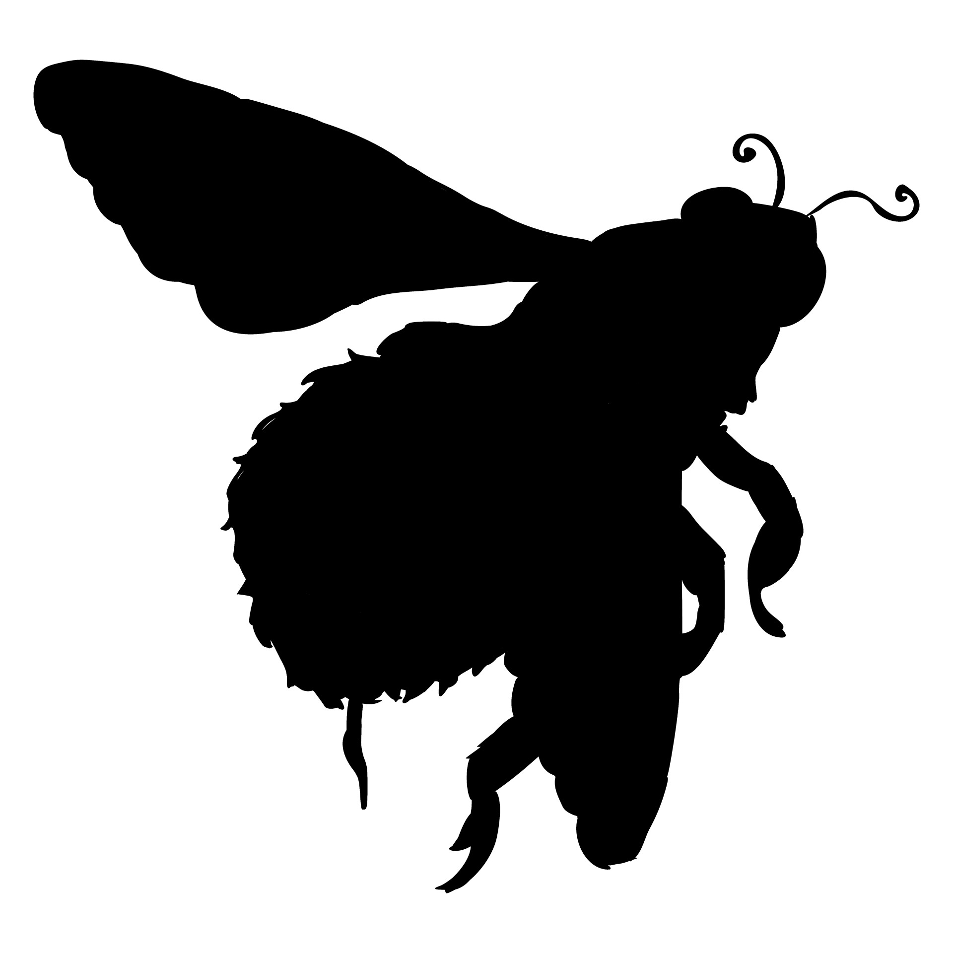 bumble bee silhouette bees clipart silhouette bees silhouette transparent free bumble bee silhouette