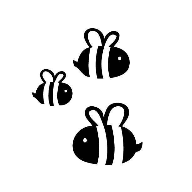 bumble bee silhouette bumble bee clip art black and white 20 free cliparts silhouette bee bumble