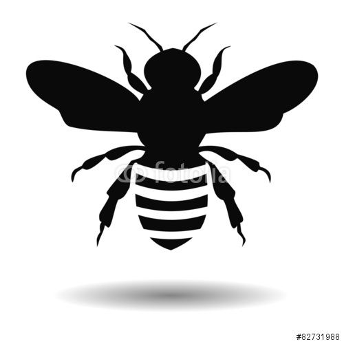 bumble bee silhouette bumble bee silhouette round sticker zazzle silhouette bee bumble