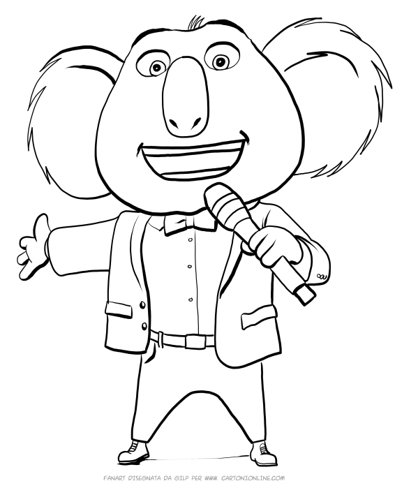 buster moon buster moon coloring pages for you moon buster