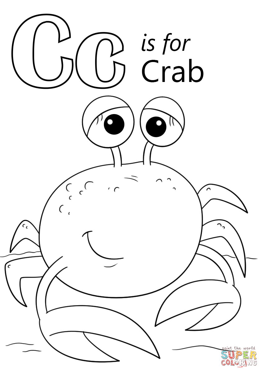 c for coloring be creative with abc coloring pages coloring c for