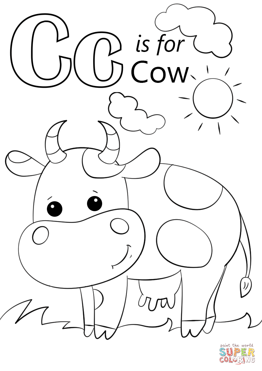 c for coloring preschool coloring pages alphabet coloring home for coloring c