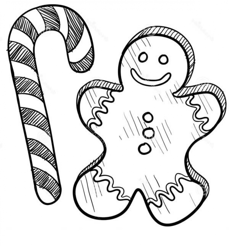 candy cane pictures to color candy cane coloring pages getcoloringpagescom pictures to color candy cane