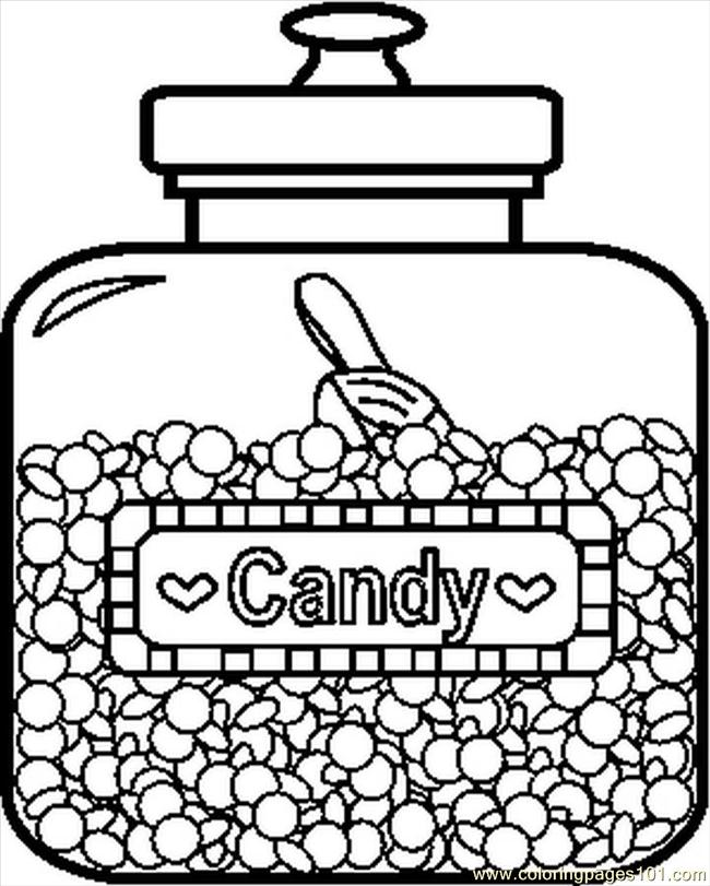 candy jar coloring page 27 best candy coloring pages for kids updated 2018 coloring jar page candy