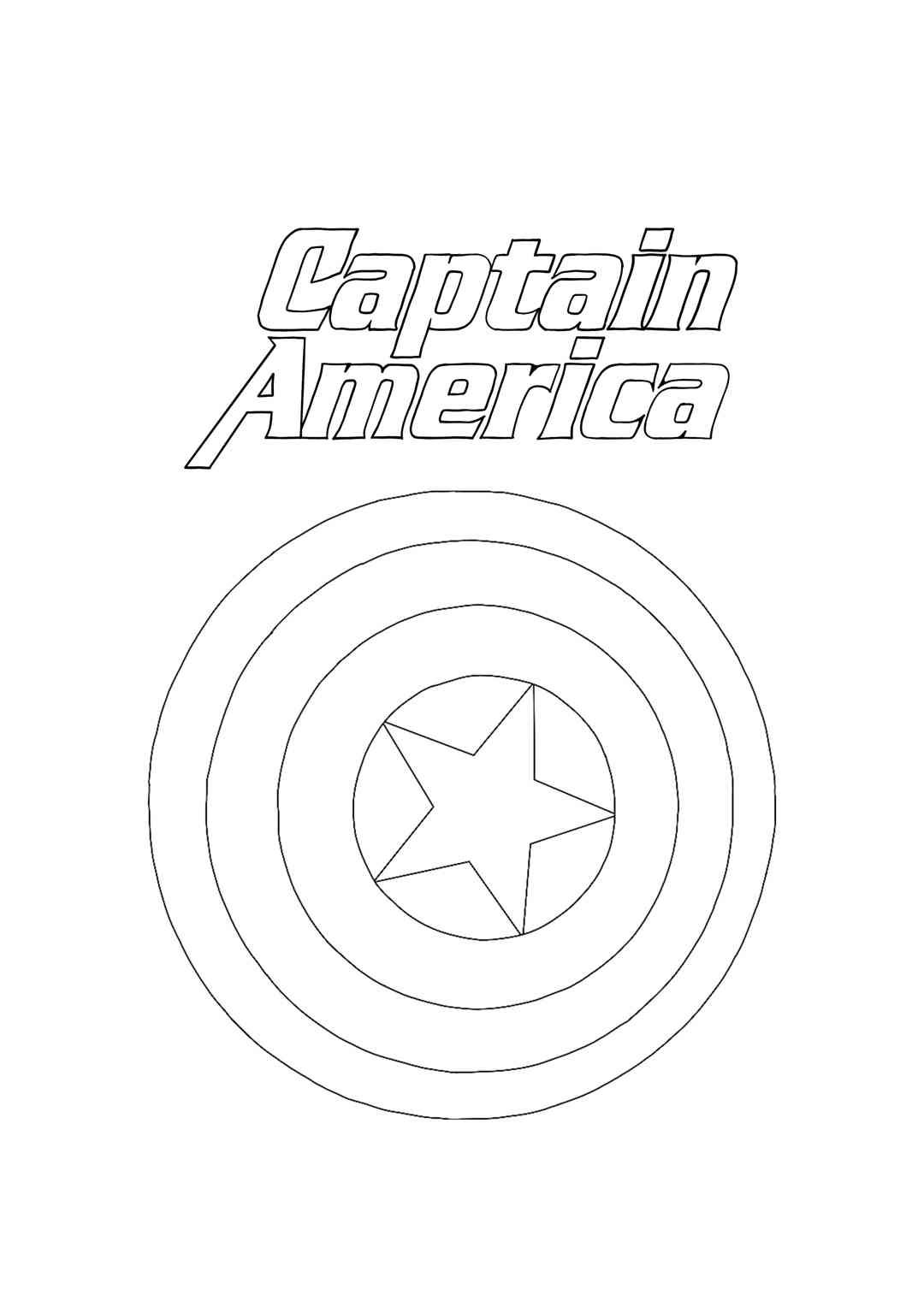 captain america shield coloring pages printable capt america shield outline bing images boys room captain coloring shield printable america pages