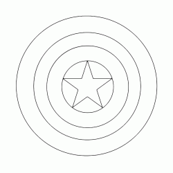 captain america shield coloring pages printable pin on captain america printable pages america captain shield coloring