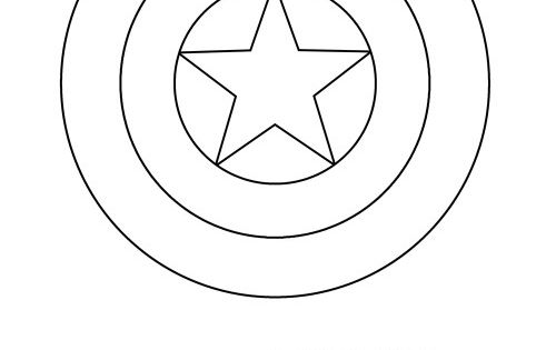 captain america shield coloring pages printable quotcaptain americaquot coloring pages pages captain coloring shield printable america