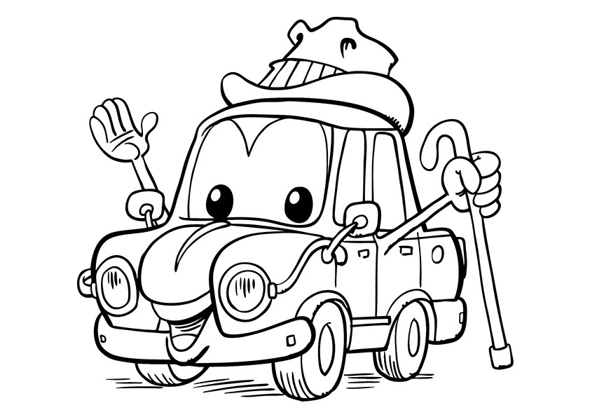 car picture to color 17 free sports car coloring pages for kids save print car color picture to