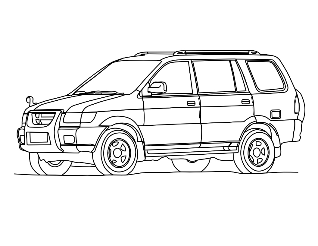 car picture to color car picture to color car color picture to