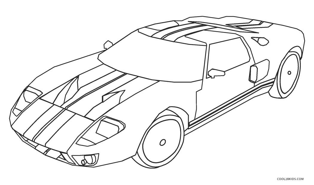 car picture to color free coloring pages for boys cars coloring page to color car picture