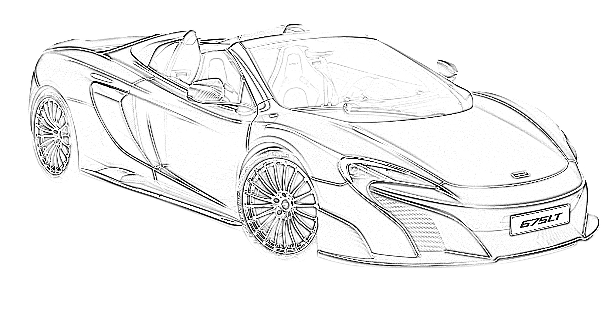 car picture to color vehicles coloring pages momjunction to car color picture