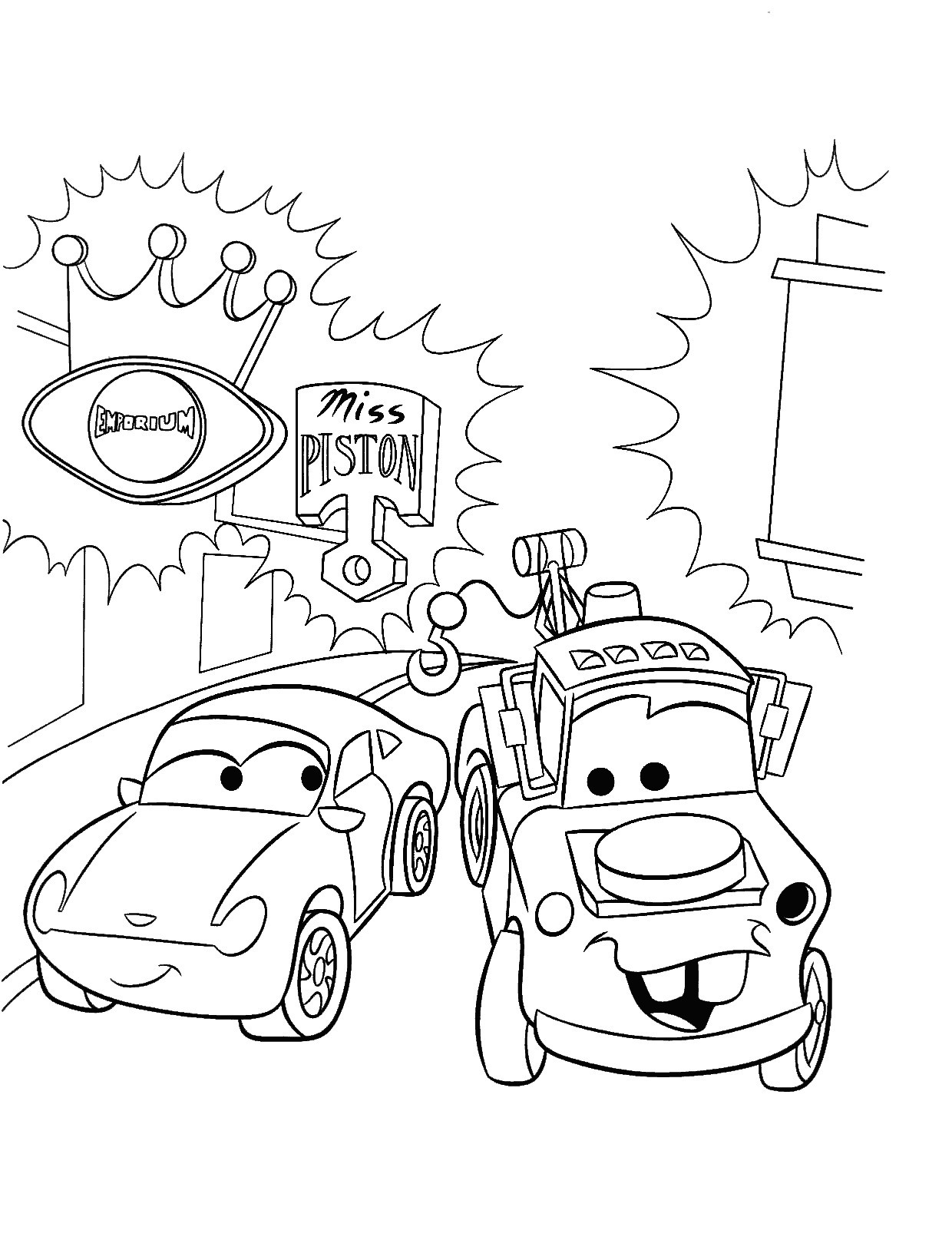 cars movie colouring pages cars the movie coloring pages to print free coloring sheets cars pages colouring movie