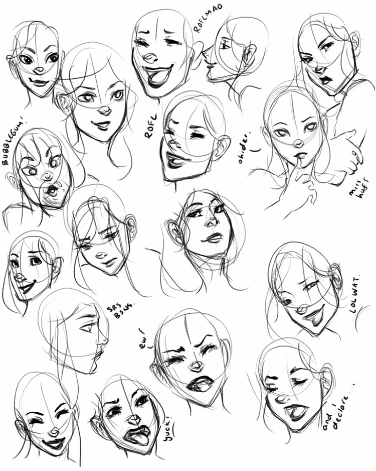 cartoom drawings 15 cartoon facial expression drawing ideas beautiful drawings cartoom