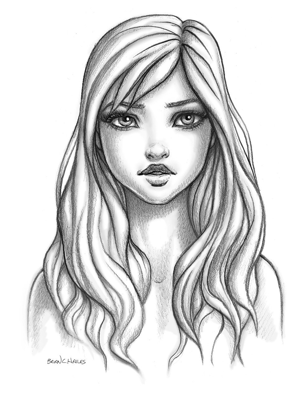 cartoom drawings artstation how to draw a female face cartoon style drawings cartoom