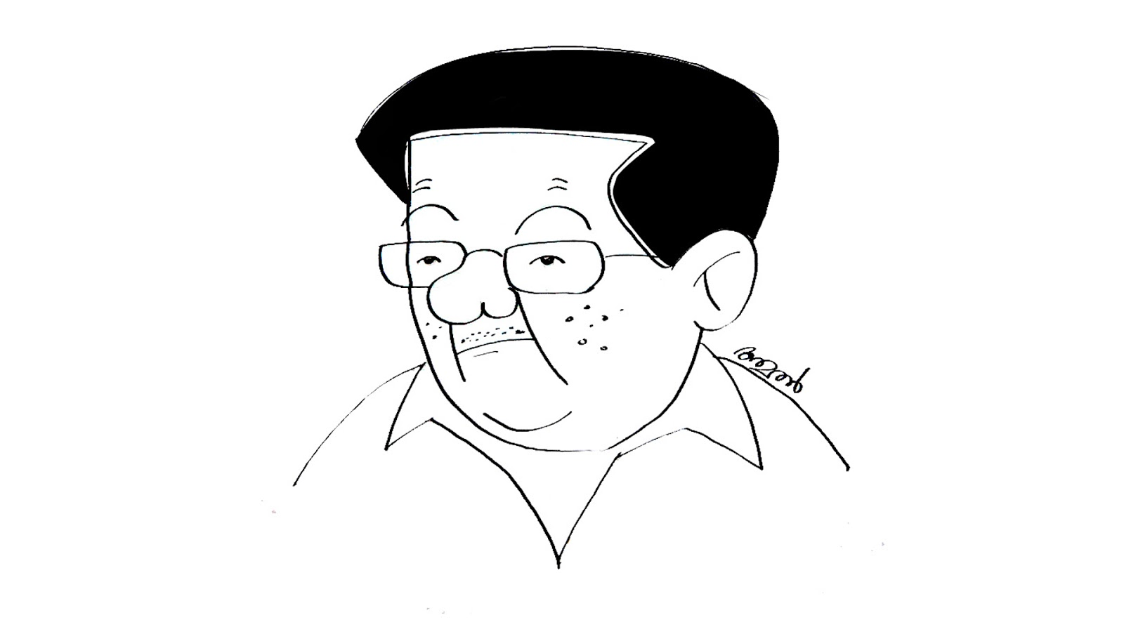 cartoom drawings cartoons by amal how to draw pinarayi vijayan cartoon cartoom drawings
