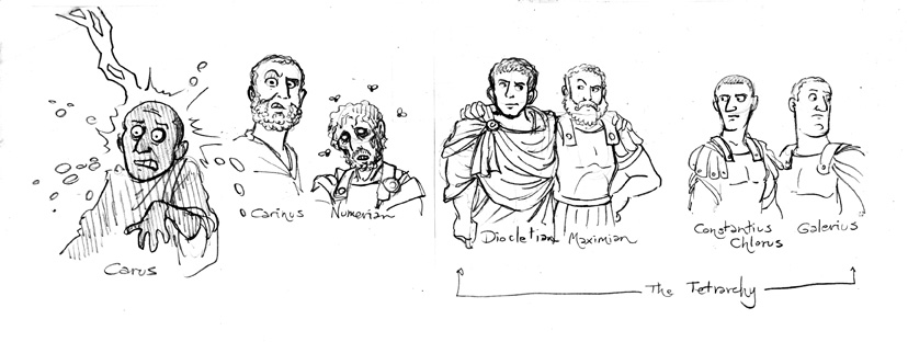 cartoon roman emperor roman emperors 6 by gorpo on deviantart roman cartoon emperor