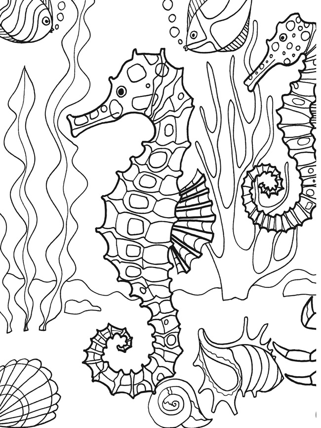 cartoon underwater coloring pages under the sea coloring pages to download and print for free coloring underwater cartoon pages