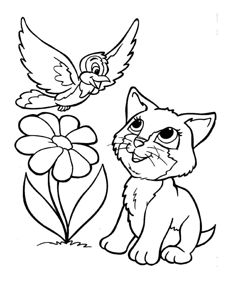 cat pictures to colour in big cat coloring pages pictures in to colour cat