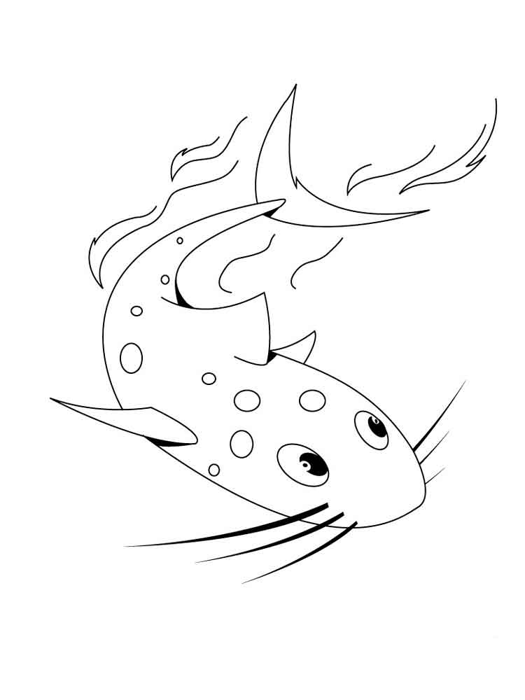 catfish coloring pictures terrifying catfish coloring pages best place to color catfish pictures coloring
