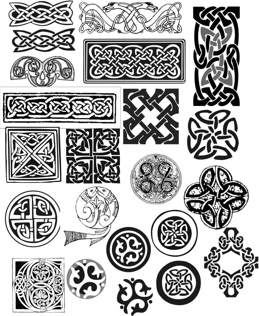 celtic knot pattern celtic knot samples photo these are a few of the various knot pattern celtic