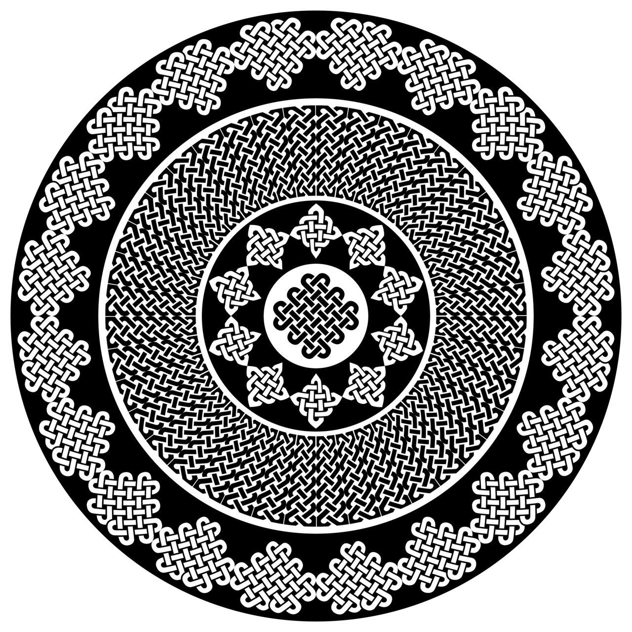 celtic knot pattern get to know these elegant celtic knot designs and their pattern celtic knot