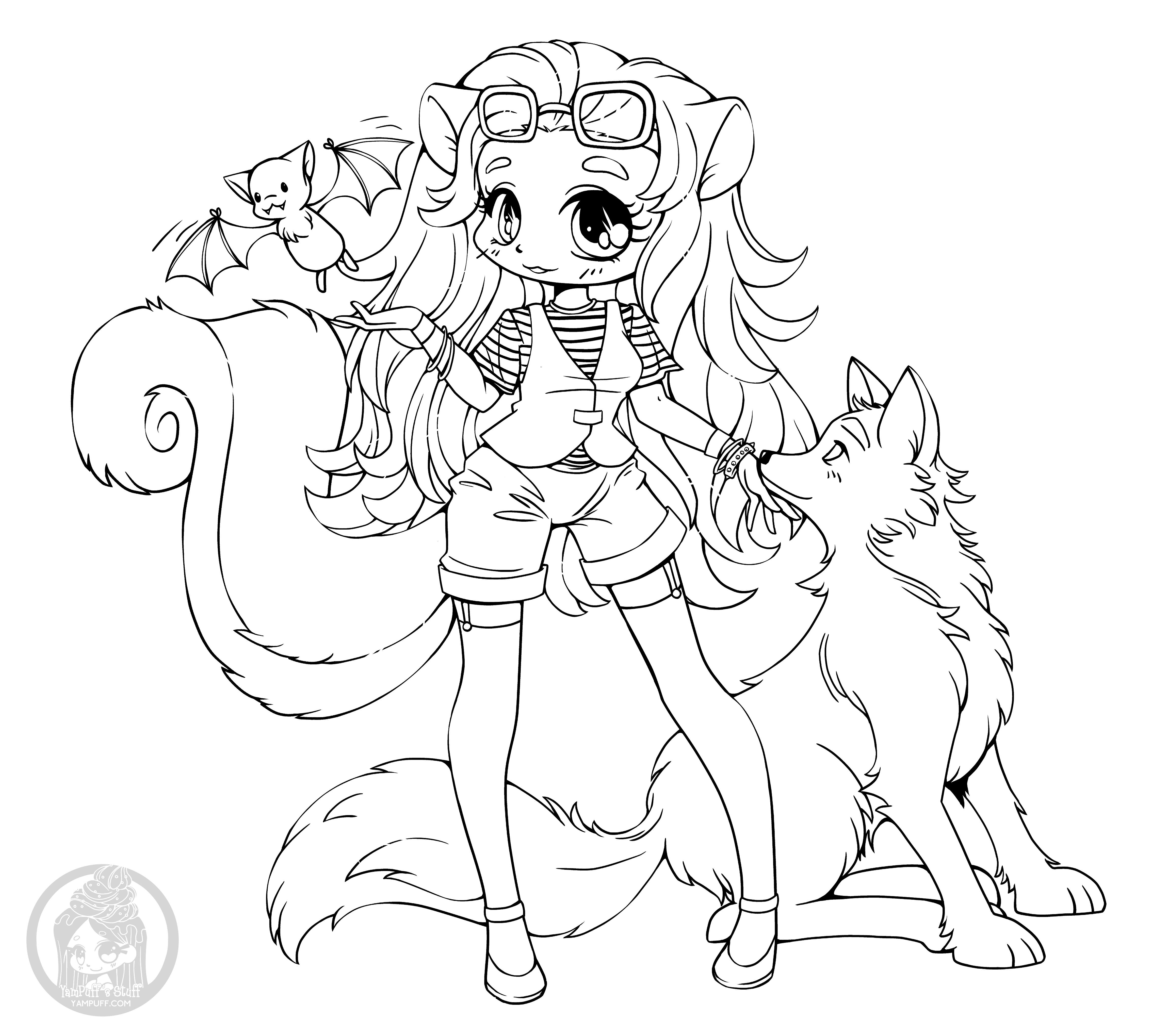 chibi girl coloring pages chibi spring girl lineart free for coloring by vocaloid chibi girl pages coloring