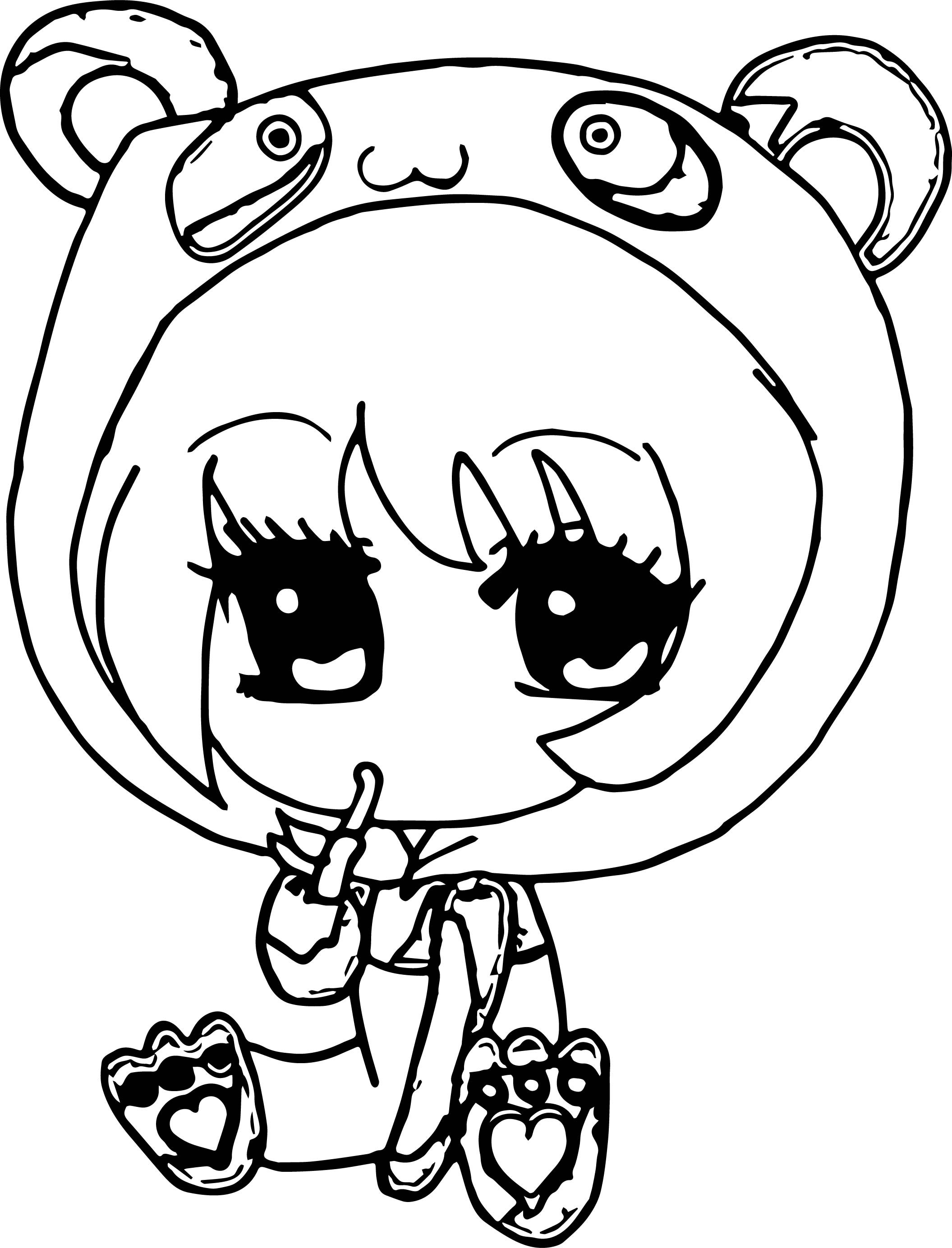 chibi girl coloring pages vermillia chibi lineart commission by yampuff on deviantart chibi coloring pages girl