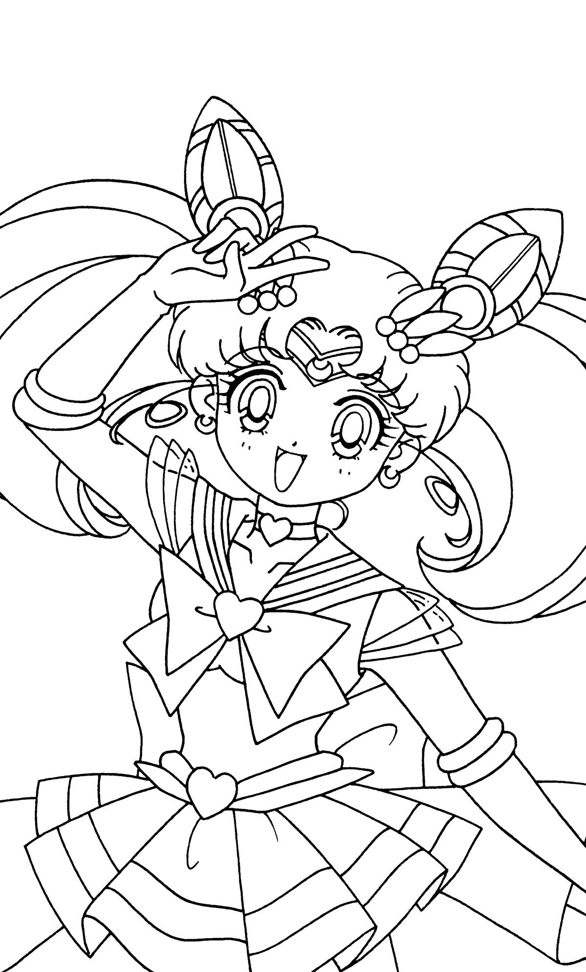 chibi sailor moon coloring pages moon coloring pages at getcoloringscom free printable moon chibi coloring pages sailor