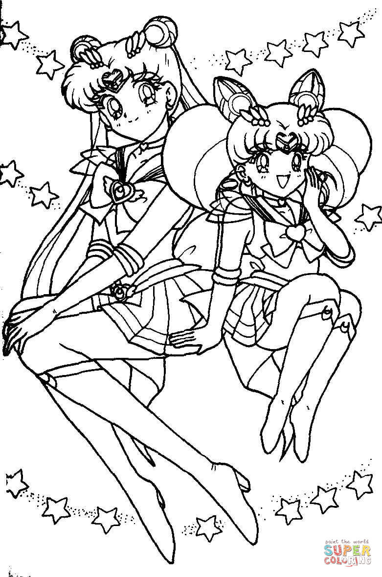 chibi sailor moon coloring pages pin by jess moore on coloring pages sailor chibi moon chibi moon sailor pages coloring