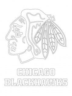 chicago blackhawks coloring pages blackhawks coloring pages at getcoloringscom free blackhawks pages coloring chicago