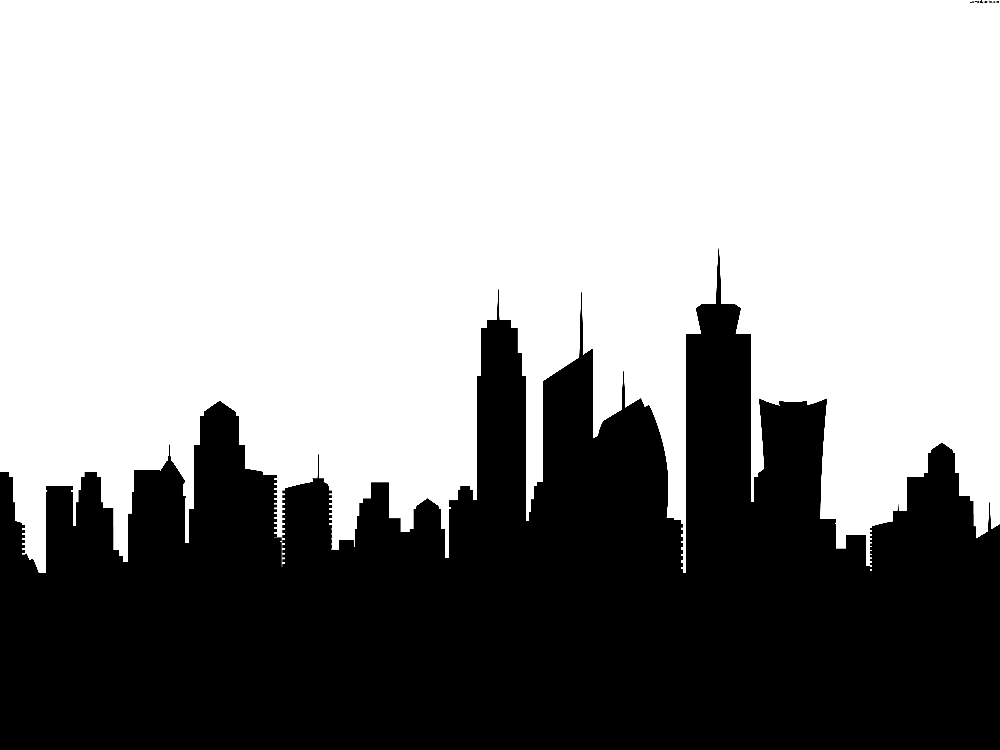 chicago skyline silhouette chicago skyline silhouette clip art at getdrawings free skyline chicago silhouette