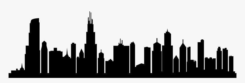 chicago skyline silhouette chicago skyline silhouette wallpaper at getdrawings free chicago skyline silhouette