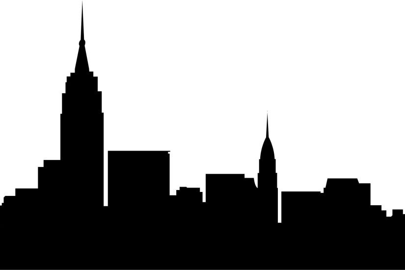 chicago skyline silhouette ny skyline silhouette stencil at getdrawings free download skyline silhouette chicago