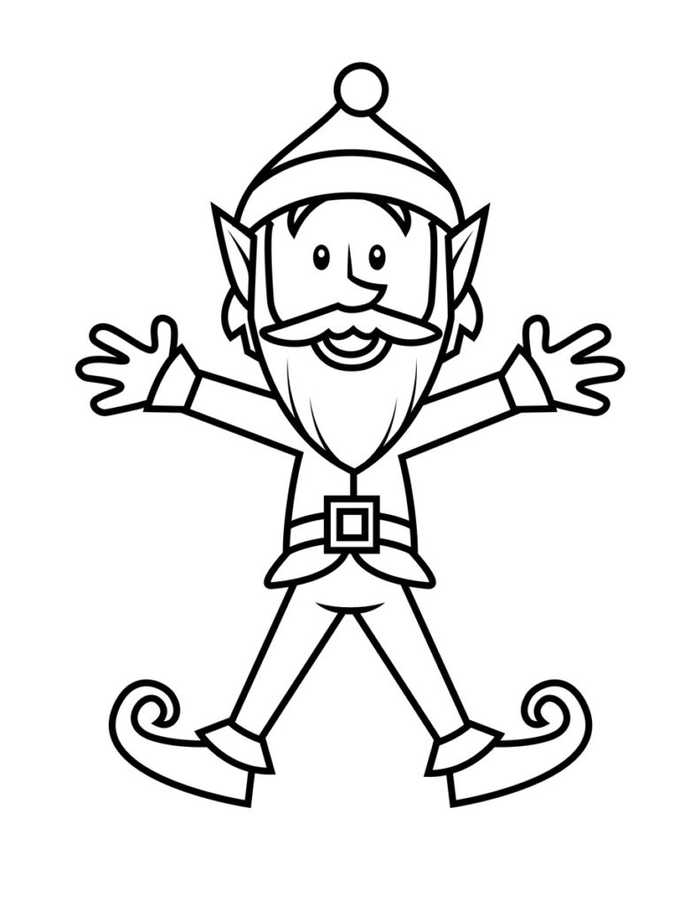 christmas coloring elf search results for santas elves coloring pages elf coloring christmas