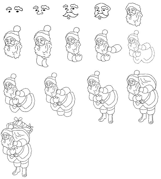 christmas drawings step by step 230 best drawing christmas time s by s images on pinterest christmas by step drawings step