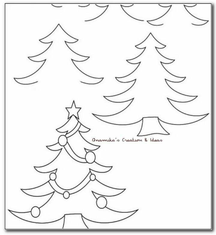 christmas drawings step by step hakuna matata silhouette at getdrawings free download step by drawings step christmas