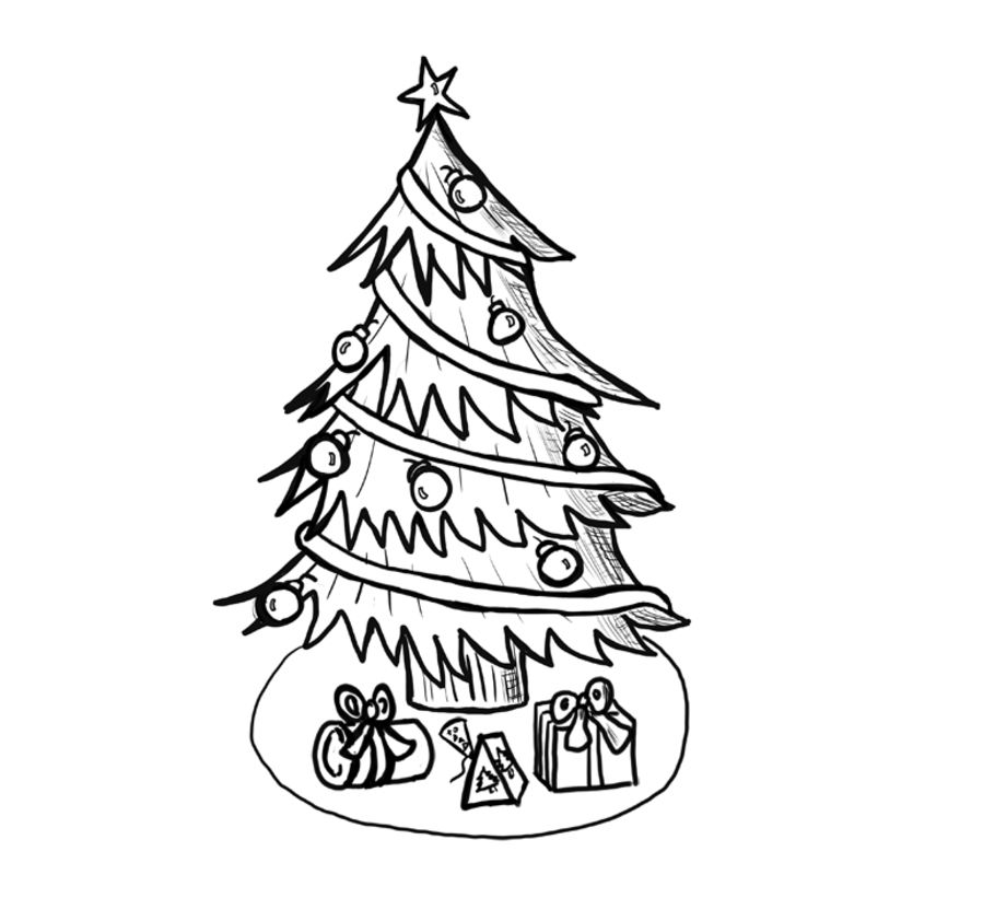 christmas drawings step by step how to draw a cartoon christmas reindeer step by step drawings by christmas step step