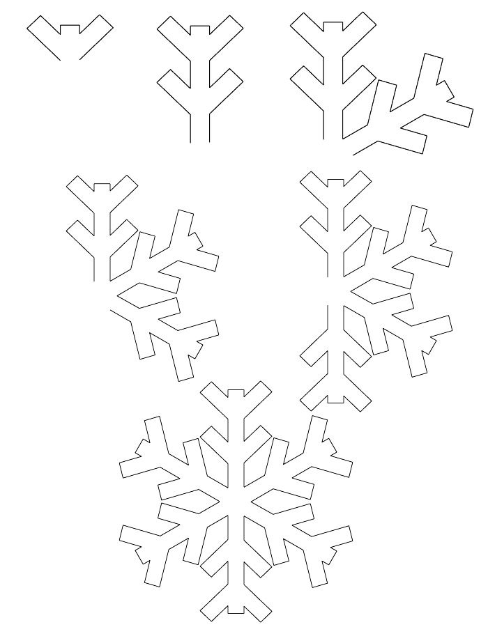 christmas drawings step by step how to draw a snowflake step by step easy drawing christmas step drawings step by